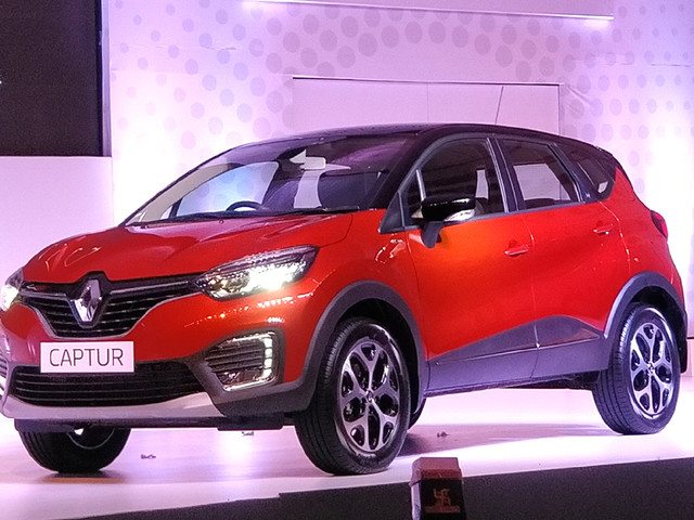 India-spec Renault Captur revealed