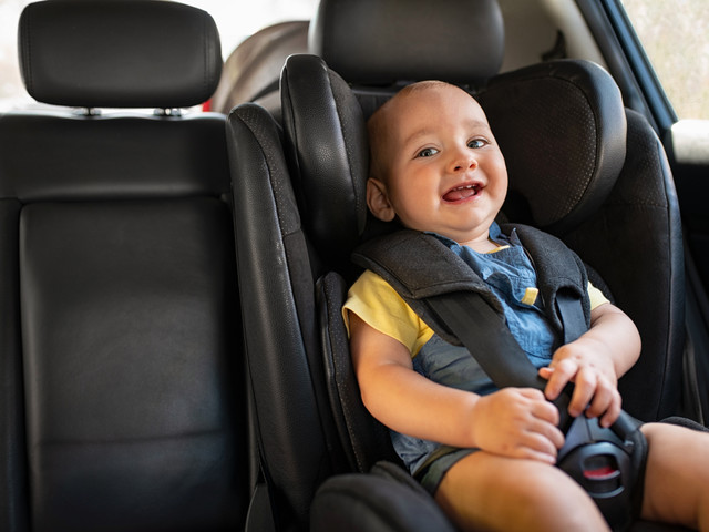 How to decide whether to take or book kids' car seats for your holiday abroad