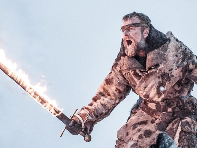 'Game of Thrones' star Richard Dormer clears up confusion over how Beric Dondarrion's magic sword works