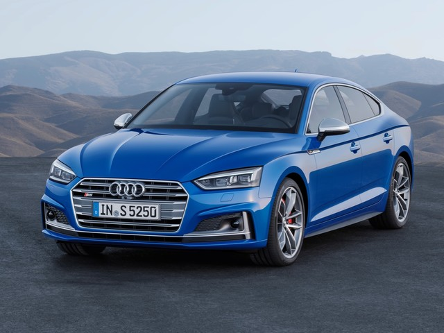 Audi is bringing the RS 5 Sportback to the US