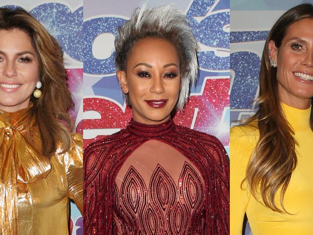Shania Twain Joins Mel B & Heidi Klum at 'America's Got Talent' Finale