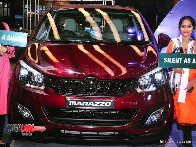 Mahindra Marazzo prices to increase by up to Rs 40k from 1st Jan 2019