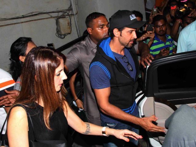 All The Times We Spotted Hrithik And Ex-Wife Sussanne Together Recently