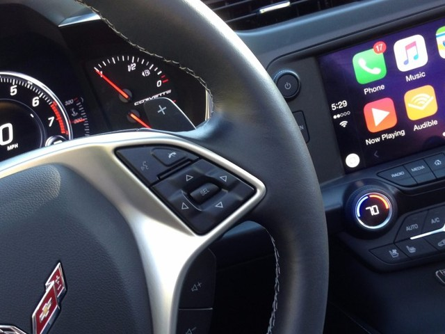Forget self-driving tech — Apple CarPlay is already disrupting the auto industry (AAPL, GM)