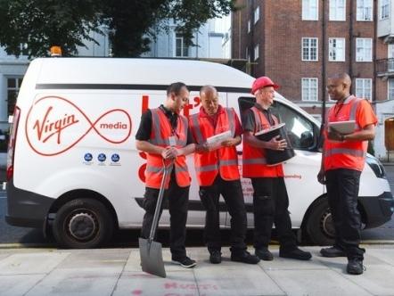 Virgin Media Bring UK Cable TV and Broadband to 3,000 Wembley Premises