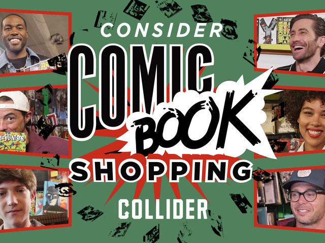 For Your Emmy® Consideration: Collider's Comic Book Shopping