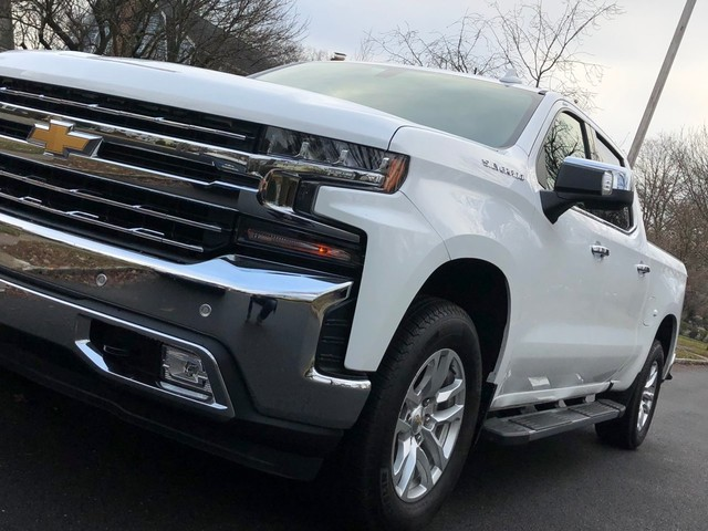 I drove a Toyota Tundra and a Chevy Silverado to see which full-size pickup is better — and the winner was clear (GM)