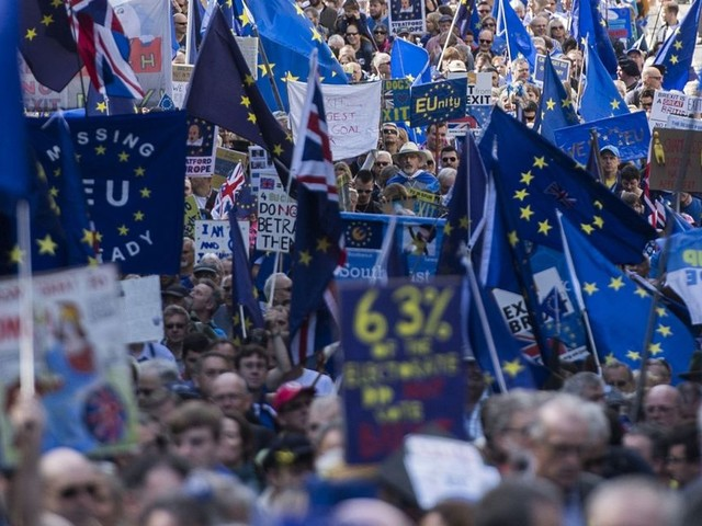 Ayes to the Left podcast: The young campaigner determined to stop Brexit
