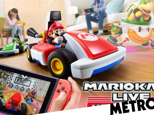 Mario Kart Live: Home Circuit review – floor it