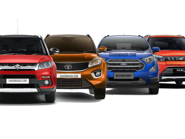 April 2019 Sales Analysis Of Compact SUVs – Vitara Brezza, Tata Nexon, XUV300