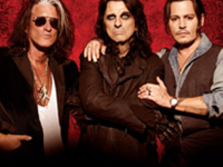 Hollywood Vampires Line Up Summer Release For Second LP 'Rise', Share Lead Single Who's Laughing Now