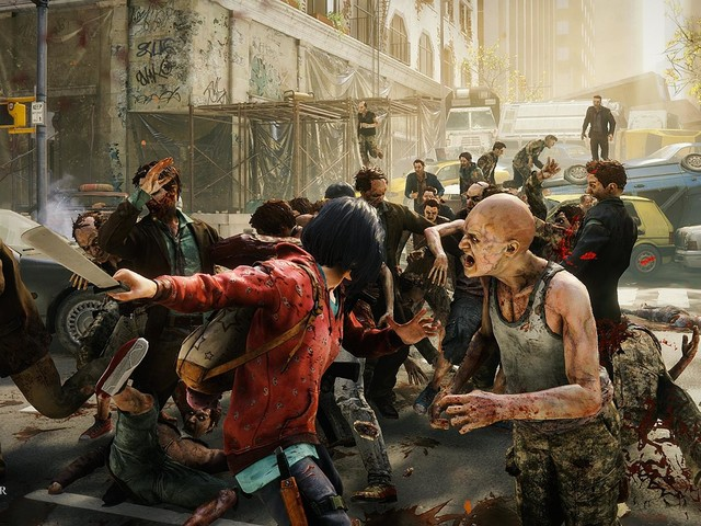World War Z's first few hours paint a picture of an unambitious zombie shooter