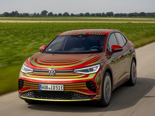 First drive: 2021 Volkswagen ID 5 GTX prototype review