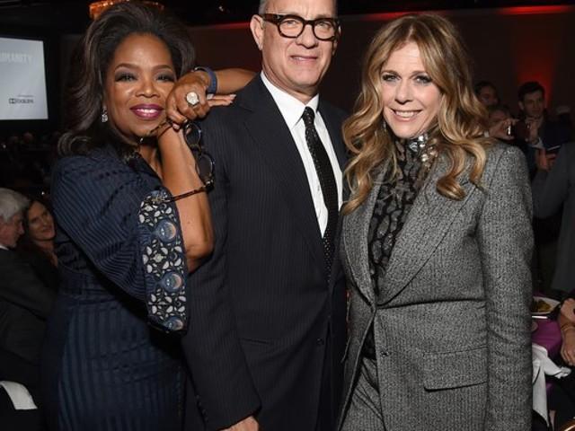 Steven Spielberg and USC Shoah Foundation Honor Rita Wilson and Tom Hanks
