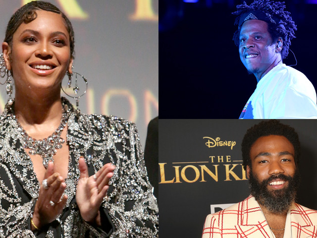 Beyonce's 'Lion King' Album Set To Feature Jay-Z, Childish Gambino & More - See Tracklist Here!