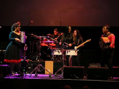 Sheila E. Helps Put Music Back in Schools at Education Through Music-LA Gala