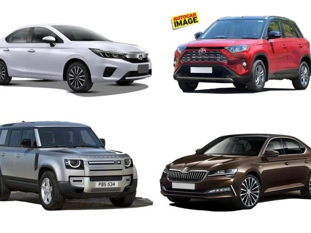 Cars, SUVs set to launch post lockdown