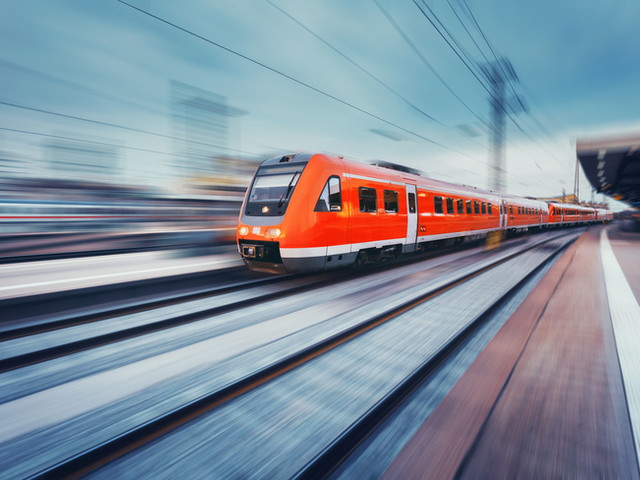 A senior RBS investment banker has just joined a train company