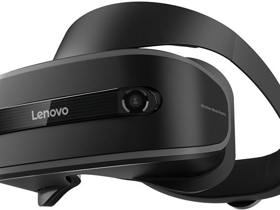 Lenovo Immerses into Windows Mixed Reality with Lenovo Explorer