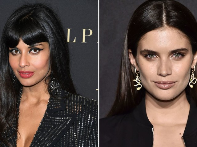 Victoria's Secret model criticises Jameela Jamil over 'starved' models post