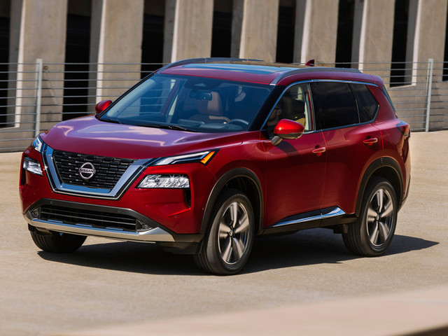 New US-market Nissan Rogue revealed, previewing 2021 X-Trail