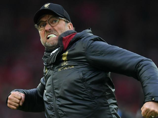 Premier League: Jurgen Klopp praises Liverpool's 'desire and attitude' in title race