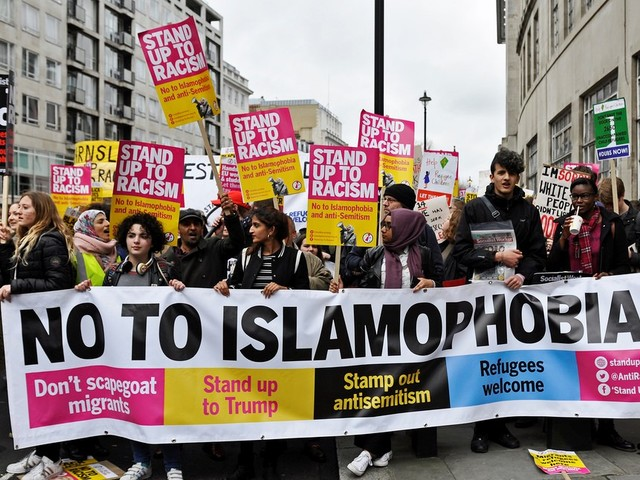 """Government slammed over """"complete disregard for Muslim communities and the discrimination they face."""""""