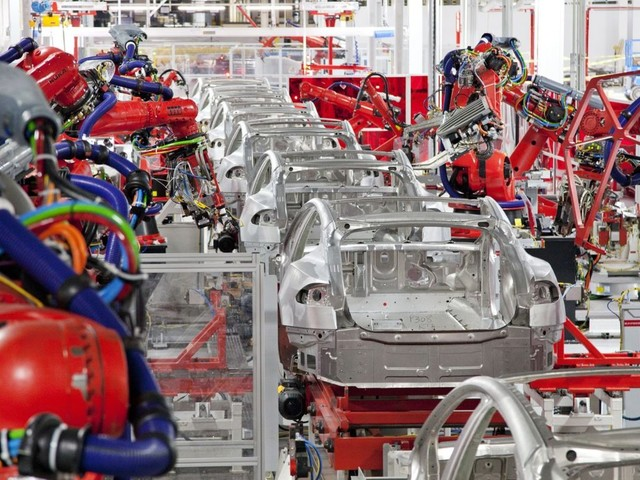 Tesla has lost a senior executive who oversaw vehicle production