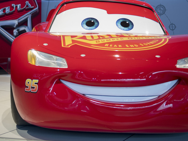 'Cars 3' Roars Past 'Wonder Woman' To Finish At The Top Of The Box Office