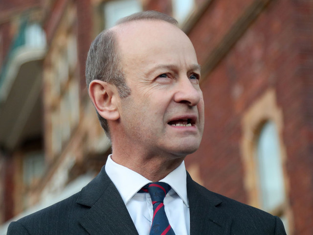 Ukip Leader Henry Bolton Will Cut Power Of Party Chairman Under Make-Or-Break Reforms