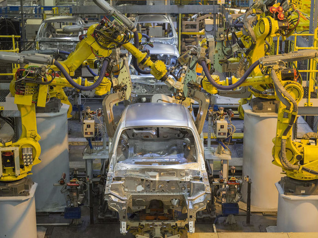 UK car industry endures worst September output for 25 years