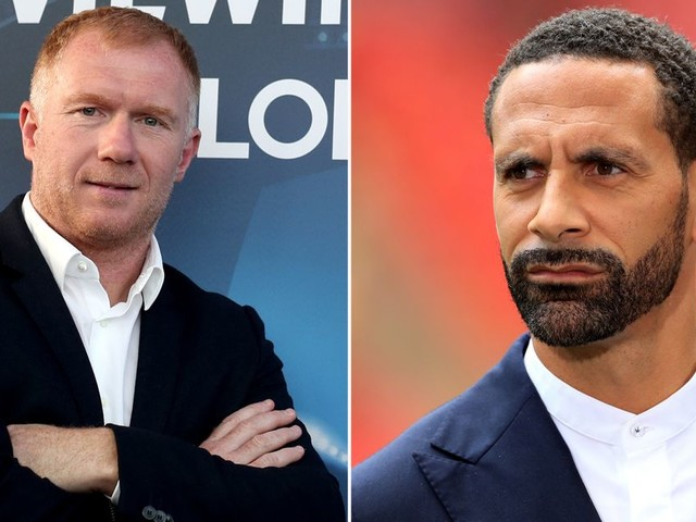 Scholes and Ferdinand agree over ditching Man Utd player after West Brom win