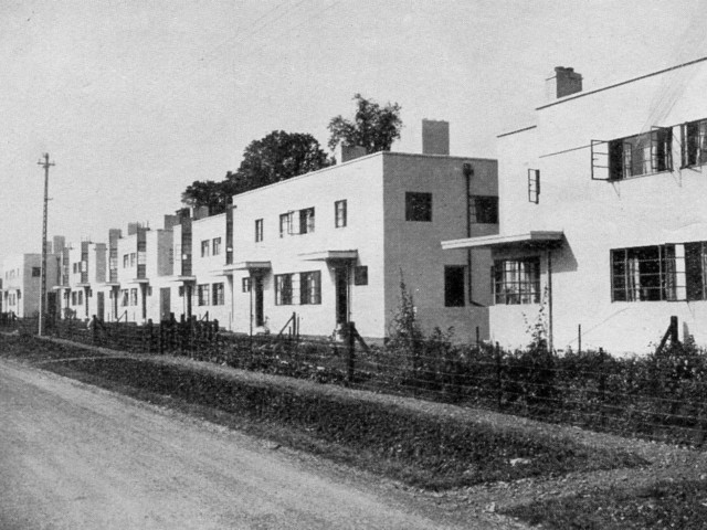 Silver End art deco homes could be part of £600k New Geographies art project