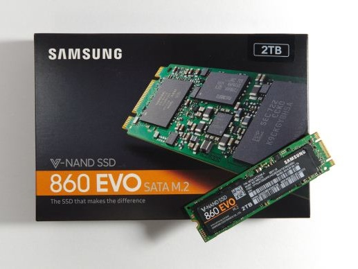 The Latest High-Capacity M.2: The Samsung 860 EVO 2TB SSD, Reviewed