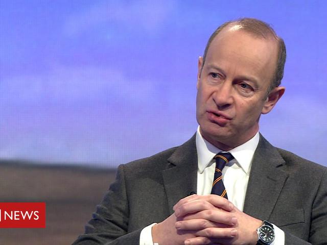 UKIP leader Henry Bolton 'not standing down'