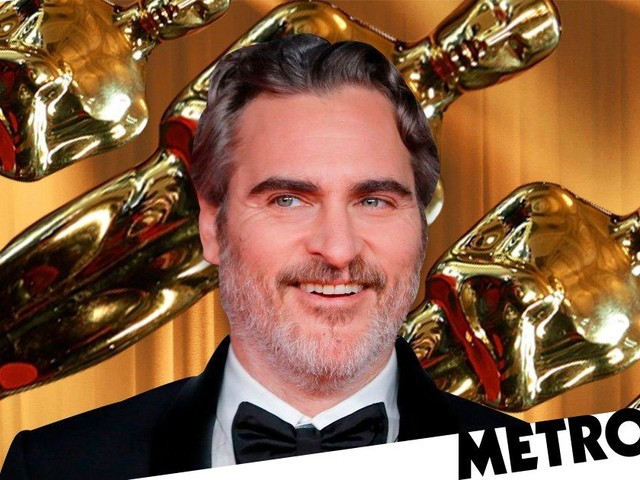 Joaquin Phoneix manages to persuade pre-Oscars Hollywood bash to serve vegan menu after making plea to the world to go plant-based