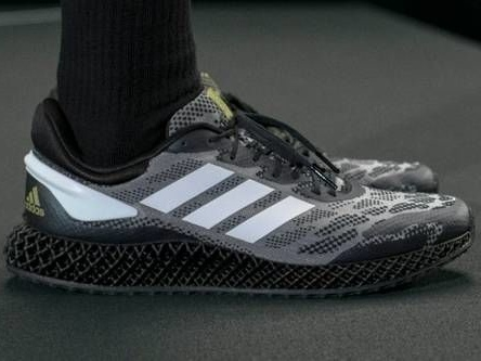 Practical Synthetic Running Shoes - adidas' 4D Run 1.0 Sneakers Arrive in Two New Classic Colorways (TrendHunter.com)