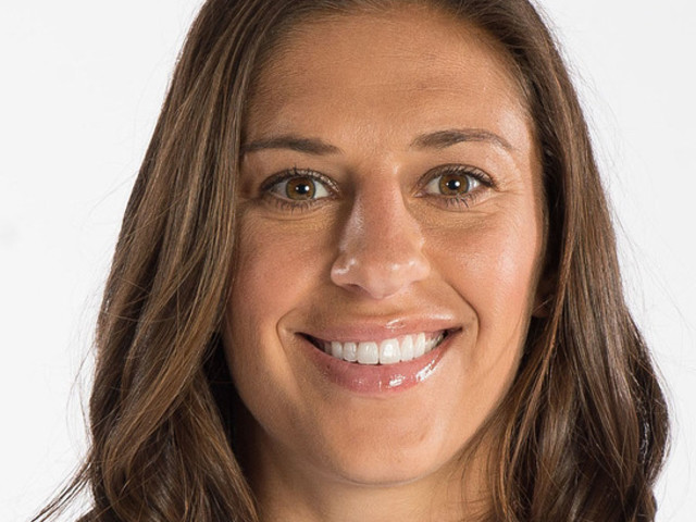 Carli Lloyd Wants To Connect Service Members To Family, Home And Country