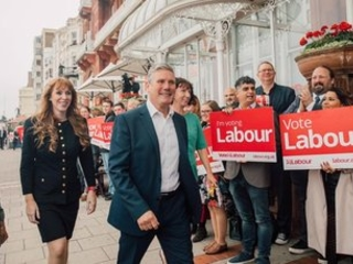 Labour conference: Party promises to spend £28bn a year on tackling climate crisis, scrap business rates and boost green steel