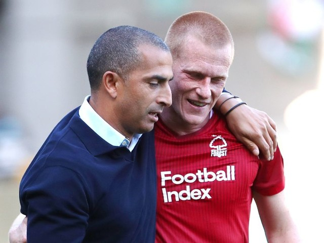 Nottingham Forest boss and three Championship rivals vying for prestigious honour