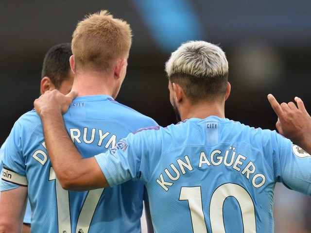 Man City 2-2 Tottenham: Player ratings after Premier League thriller ends in VAR controversy
