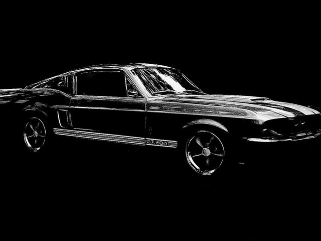 Revology to Debut Reproduction 1967 Shelby GT500 at SEMA