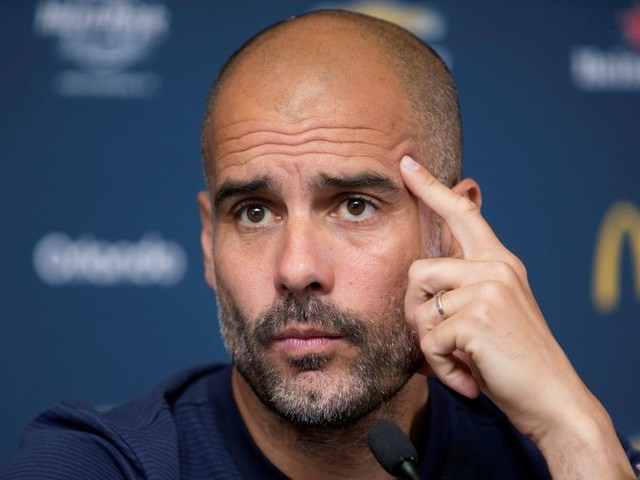 Hey big spender! Pep Guardiola is one transfer away from splashing out one billion Euros as a manager
