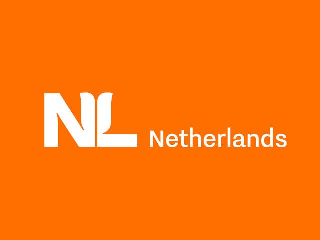 Studio Dumbar designs the new international logo for the Netherlands