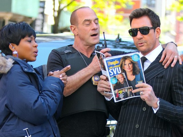 Organized Crime to Keep Christopher Meloni On Your TV for Another Season