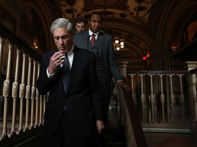 Mueller brings elite IRS unit into the expanding Trump–Russia investigation team