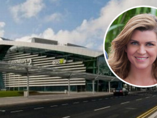 Muireann O'Connell makes unforgivable mistake before leaving for Dublin Airport