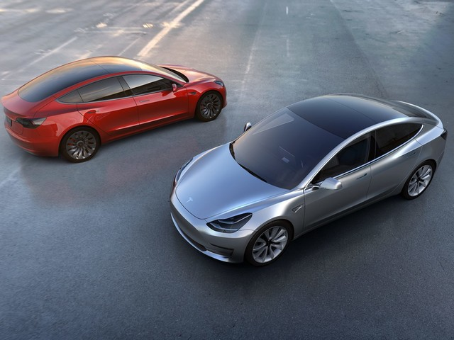 Tesla Skips a Step, Goes Straight to 'Early Release' Model 3s