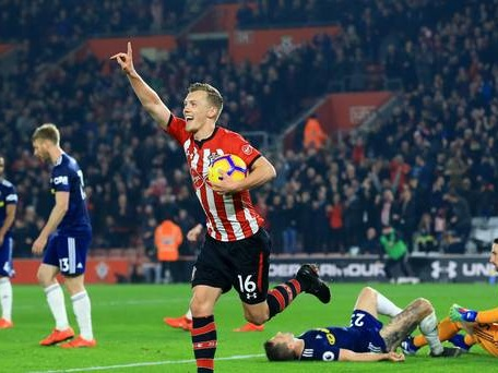 James Ward-Prowse has benefited from adding aggression to his game
