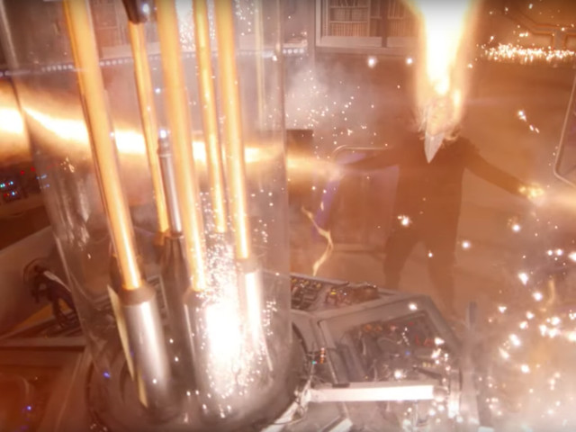 Doctor Who Christmas Special new trailer teases the regeneration